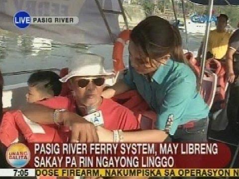 UB: Pasig River ferry system, may libreng sakay pa rin ngayong linggo