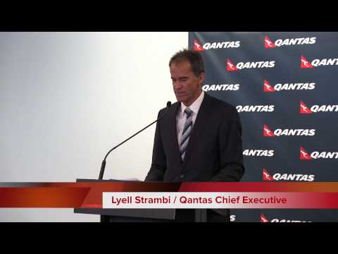 Qantas Announces Job Cuts