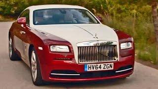 2015 Rolls-Royce Wraith. YouCar Car Reviews.