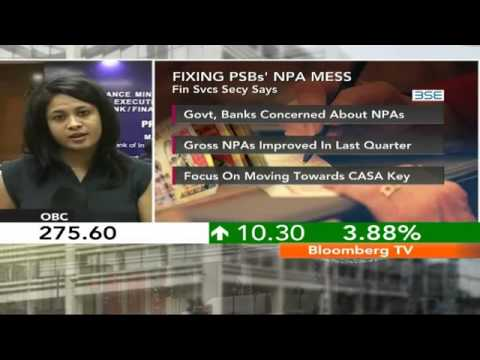 Countdown- FM-PSU Bankers' Meet: Focus On NPAs