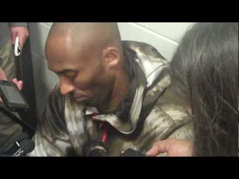Kobe Bryant Talks About Loss To Hawks and His Injury