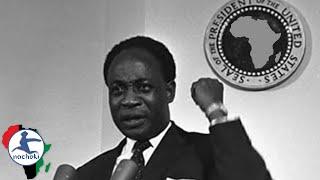 Kwame Nkrumah Speech That  Will Unite Africa