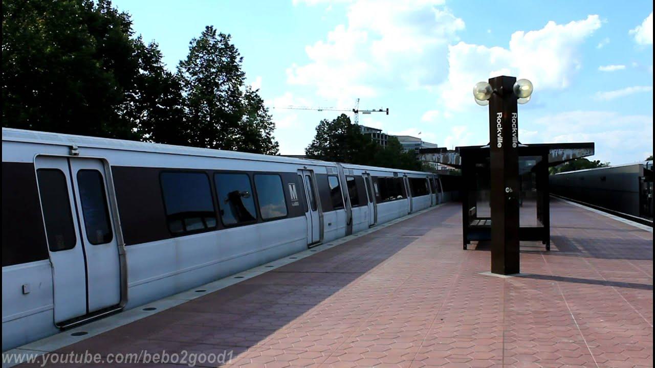 Explanation for Metro Rail Wmata