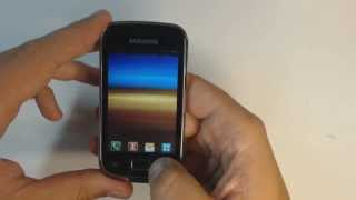 Samsung Galaxy Mini 2 S6500D How To Reset Como