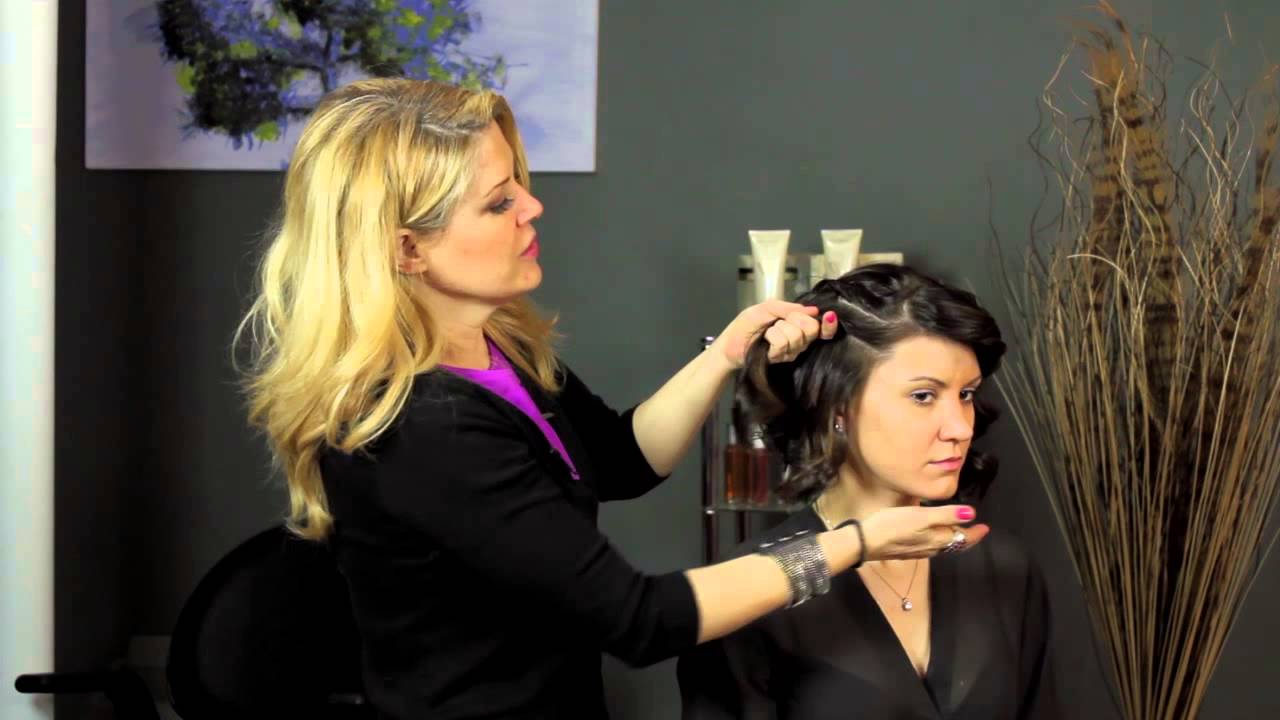Step-by-Step on How to Do Everyday Styles for Short Hair : Easy ...