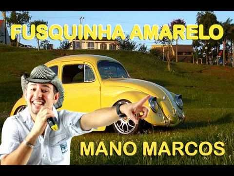 FUSQUINHA AMARELO - MANO MARCOS
