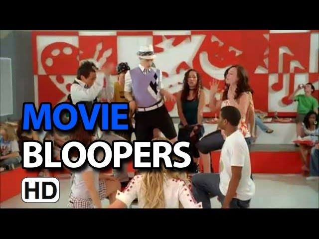 High School Musical 3: Senior Year (2008) Bloopers Outtakes Gag Reel