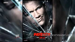 "2013: WWE Payback Official Theme Song ""Another Way Out"