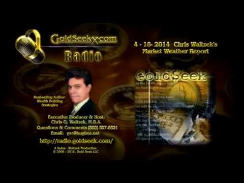 GoldSeek Radio - April 18, 2014 [ft PETER SCHIFF & DENNIS MILLER]