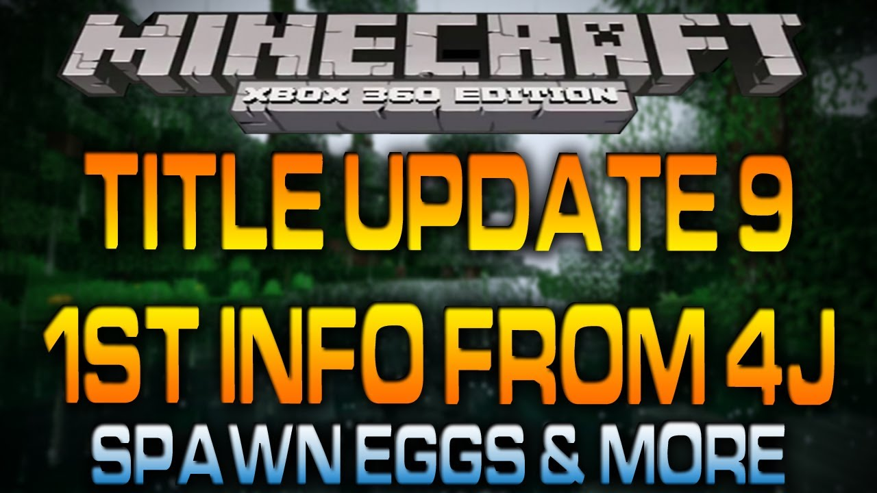 Minecraft Xbox Spawn Eggs
