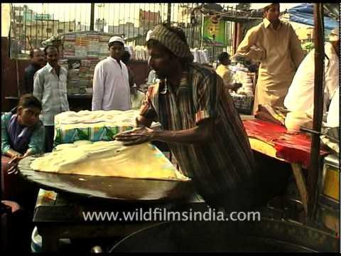 Le pain à l'indienne