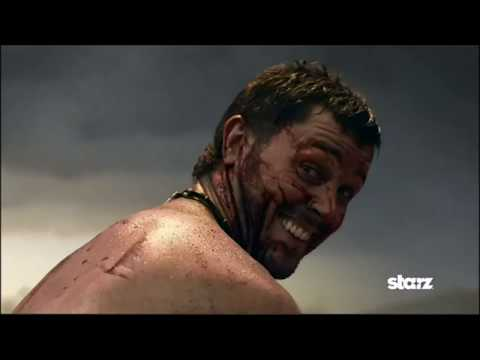 Spartacus Vengeance Funny Moments Episode 1 *1080 HD*