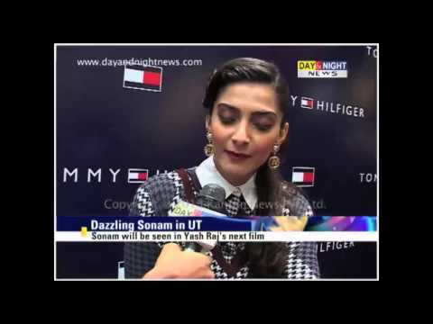 Bollywood Actress Sonam Kapoor visits Chandigarh | Interview | | Latest India News