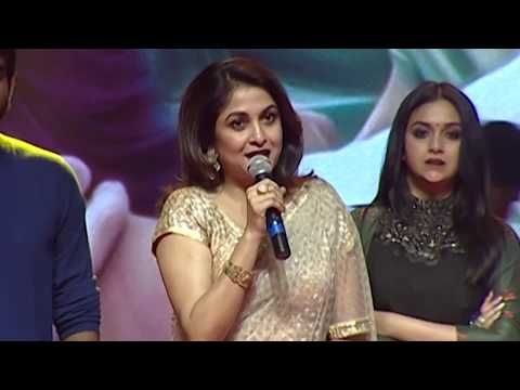 Ramya Krishna Speech