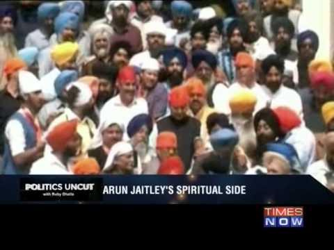 Politics Uncut: Arun Jaitley - Full Episode