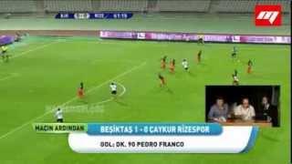 10-08-2013 – Besiktas 1-0 Rizespor