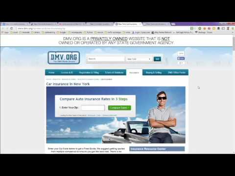 Cheap Car Insurance Companies In Nyc