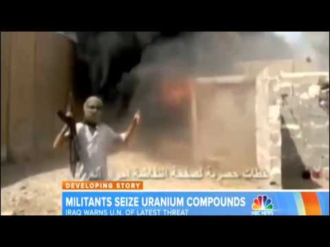 Iraq jihadists seize Uranium Compounds from Mosul university