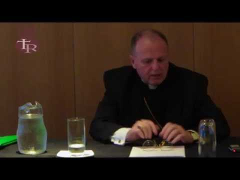 TR Media: Bishop Donald Sanborn: The SSPX,