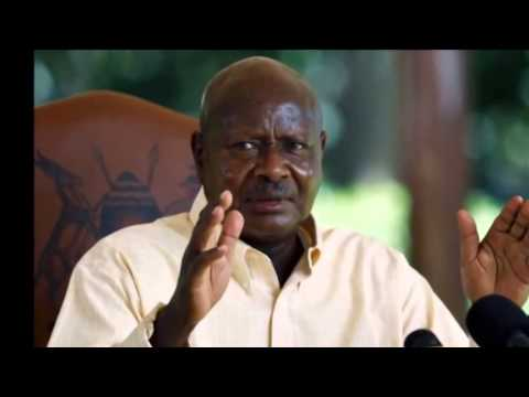Ugandas Yoweri Museveni seeks US help on homosexuality - 22 February 2014