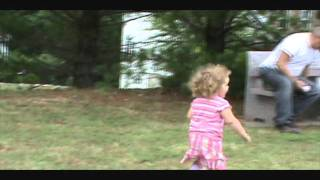 Father's Day And A Little Girl's Tantrum