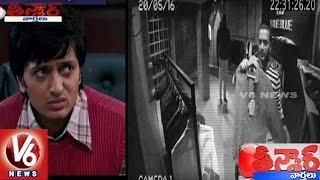 CCTV camera: Bollywood actor Riteish Deshmukh caught shoplifting?