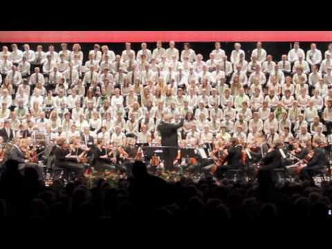(HD) Verdi - Aida - Triumphal March - Lund International Choral Festival 2010