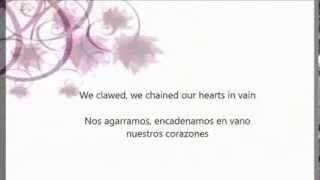 Miley Cyrus Wrecking Ball Subtítulos Ingles Español