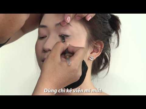 Cùng Trâm Anh học style make up của Song Hye Kyo trong
