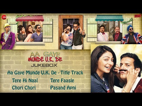 Aa Gaye Munde U.K De Full Songs | Jukebox | Jimmy Sheirgill, Neeru Bajwa | Punjabi Songs