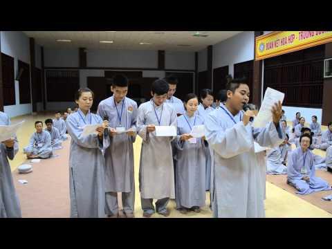 Rap 07 Ngày An Lạc (Phật tử Thiền viện Trúc Lâm Tây Thiên)
