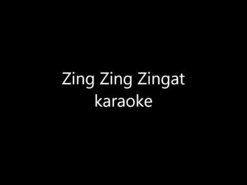 Zing Zing Zingat karaoke | instrumental