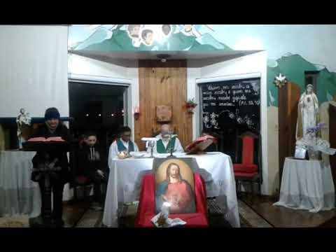 Santa Missa | 15.06.2020 | Segunda-feira | Padre José Sometti | ANSPAZ