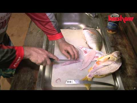 Filleting Small Fish
