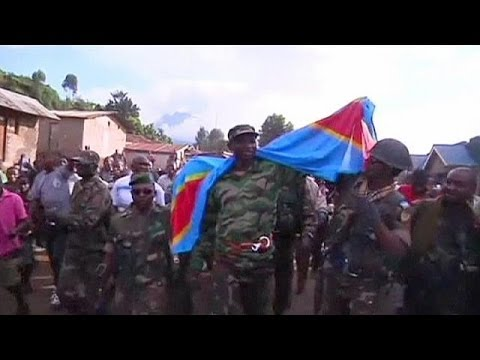 DR Congo army capture last M23 rebel stronghold