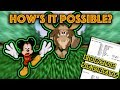 Mickey Mania s Impossible 3D Chase How Was It Done