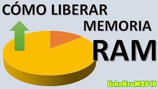 TUTORIAL CÓMO LIBERAR MEMORIA RAM (WINDOWS VISTA