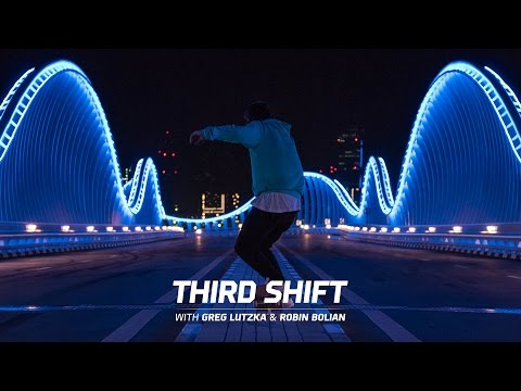 Third Shift | Greg Lutzka & Robin Bolian in Dubai 4K