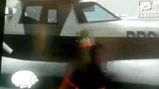 GTA San Andreas Plane Cheat