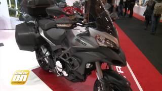 Eurasia Moto Bike Expo 2014 - KORLAS