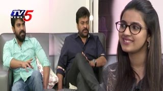 Niharika Special Interview with Khaidhi No.150 Movie Team