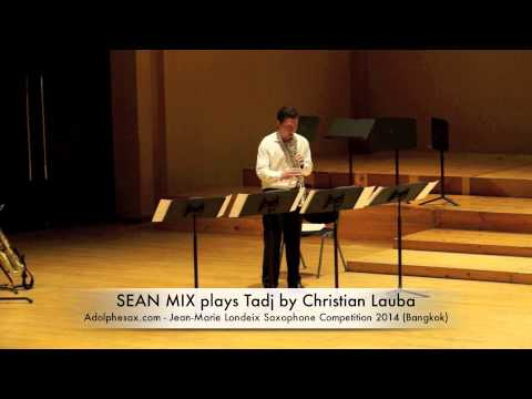 SEAN MIX plays Tadj by Christian Lauba