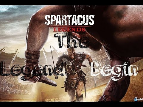 Spartacus legends episode 1 | Ashur es un hdp