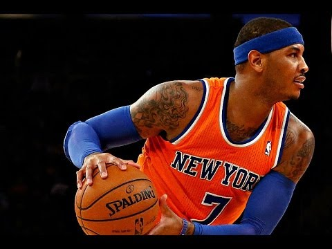 Carmelo Anthony Career Mix HD (Oak Hill Academy - Syracuse - Denver Nuggets - New York Knicks - )