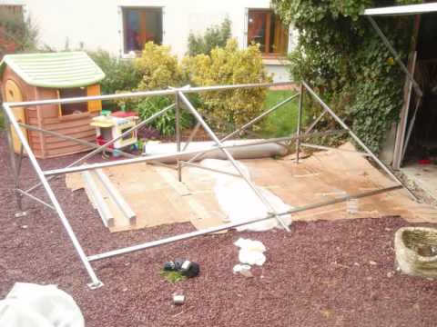Video montage chauffe eau solaire 48 tubes youtube for Chauffe eau solaire piscine