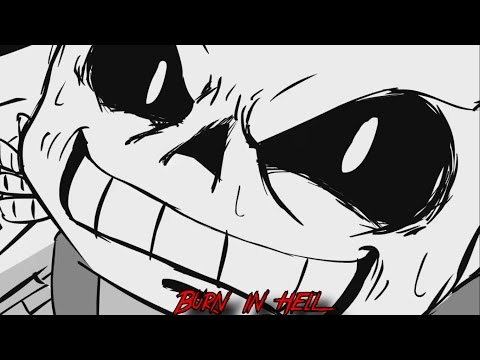 Undertale [Genocide AMV Animation] - Wolf in Sheep's clothing (3rd Re-Upload)