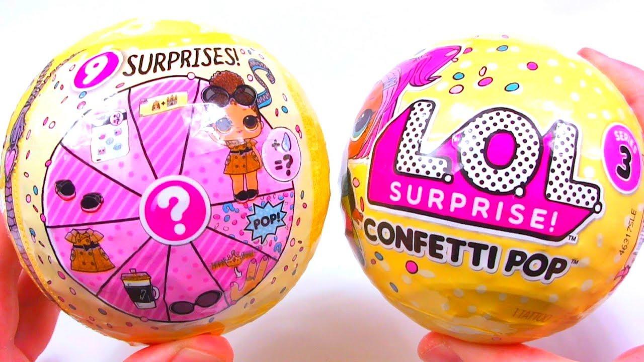 Новые продукты компании Мир Кукол LOL Surprise