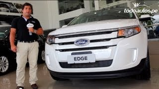 Ford Edge 2013 En Perú I Video En Full HD I Todoautos.pe