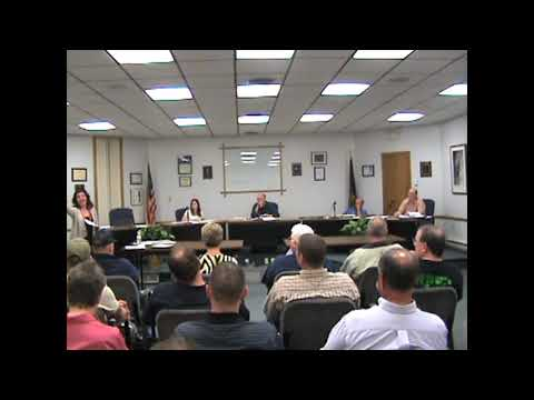 Rouses Point Village Board Meeting 4-16-12