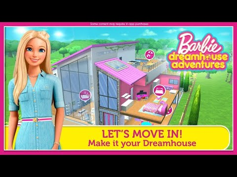 Barbie Dreamhouse Adventures Barbie and Friends Join The Concert Gameplay